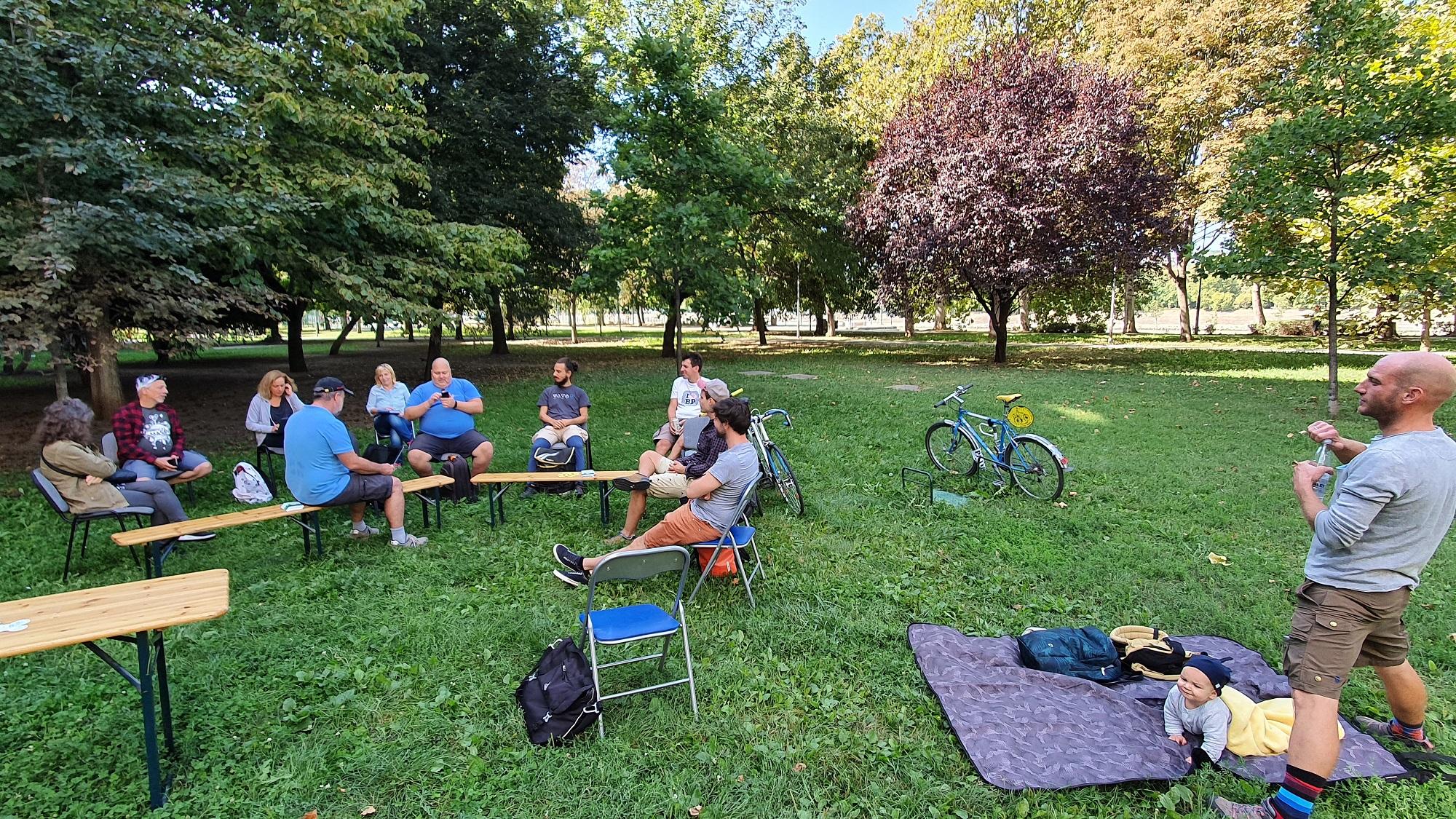 Magyar Kerékpárosklub közgyűlése