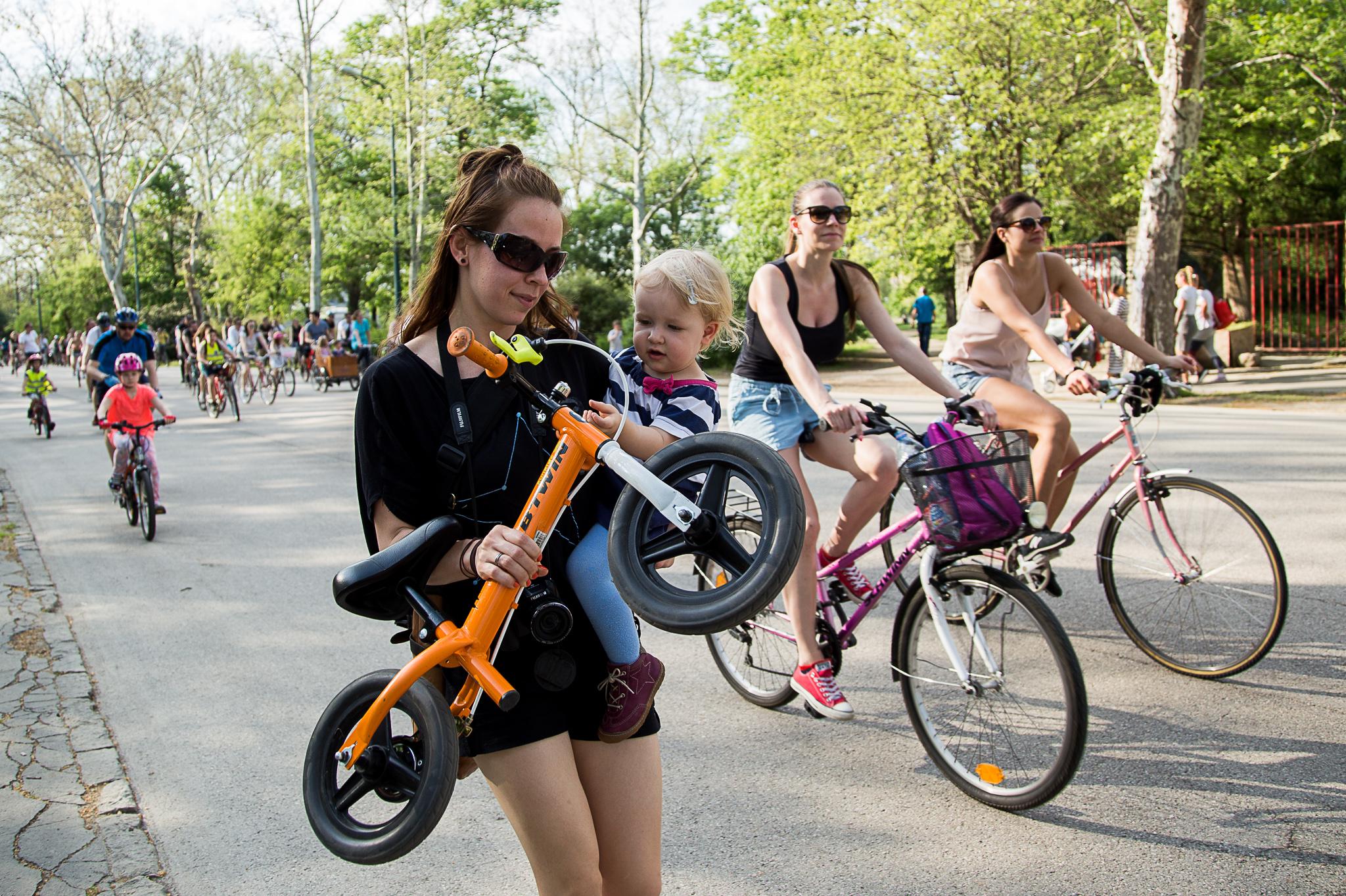 Új tervek a városligeti Olof Palme sétányra, új javaslatokat tettünk a bringázhatóság érdekében