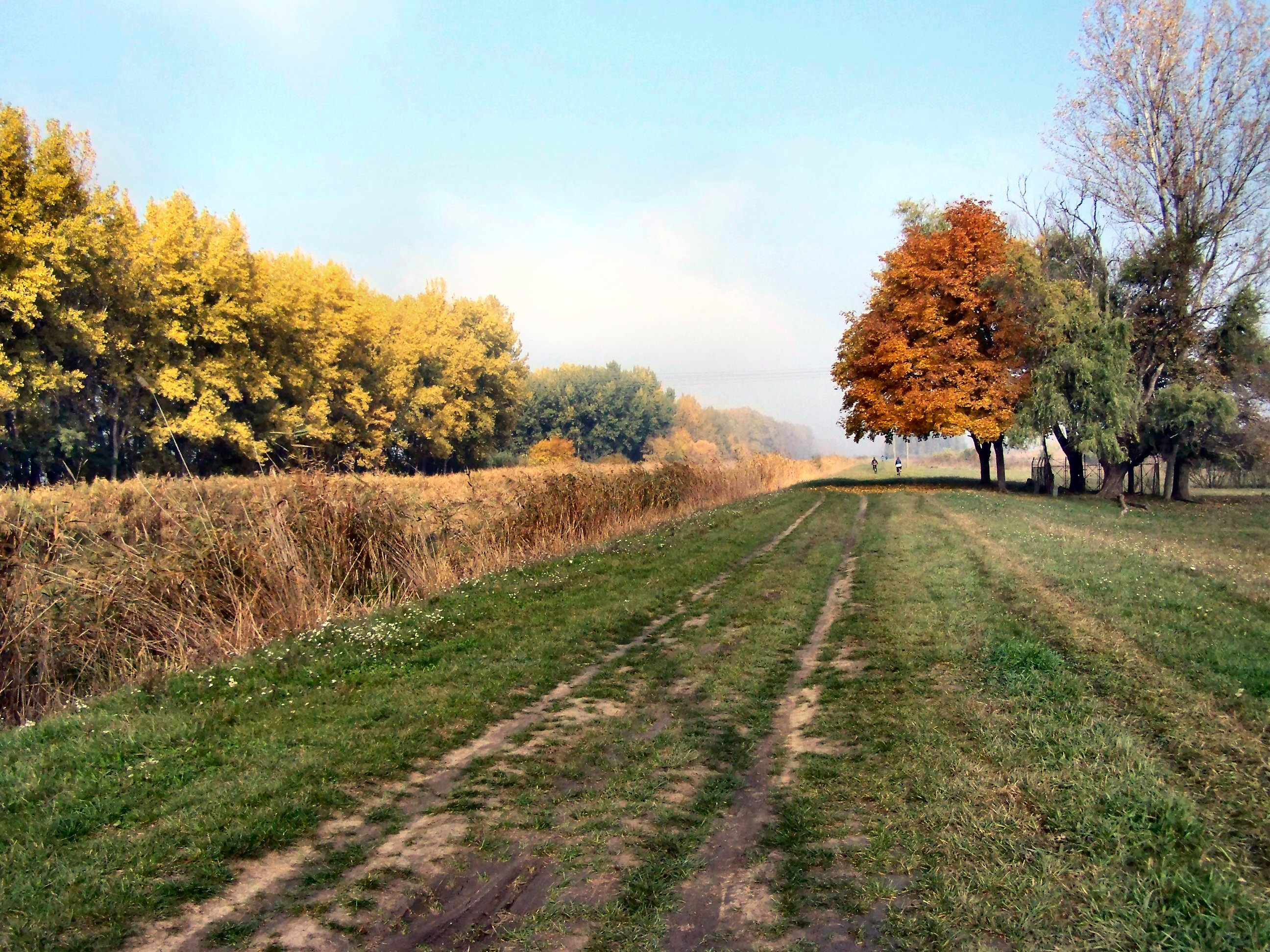 Keleti kerékpáros körtúra Debrecen környékén