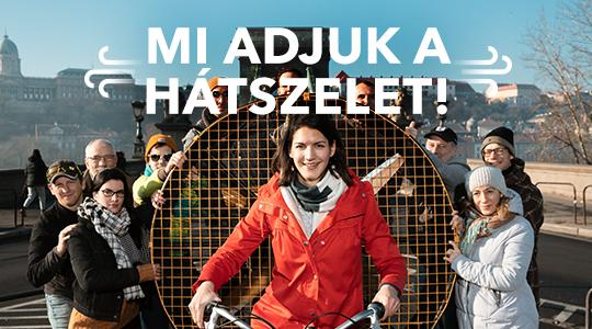 Támogasd 1%-oddal a bringás fejlődésért végzett munkánkat! Adószámunk: 18245402-2-43