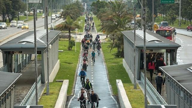 Bogota - Ahol valódi hatása van az Autómentes Napnak