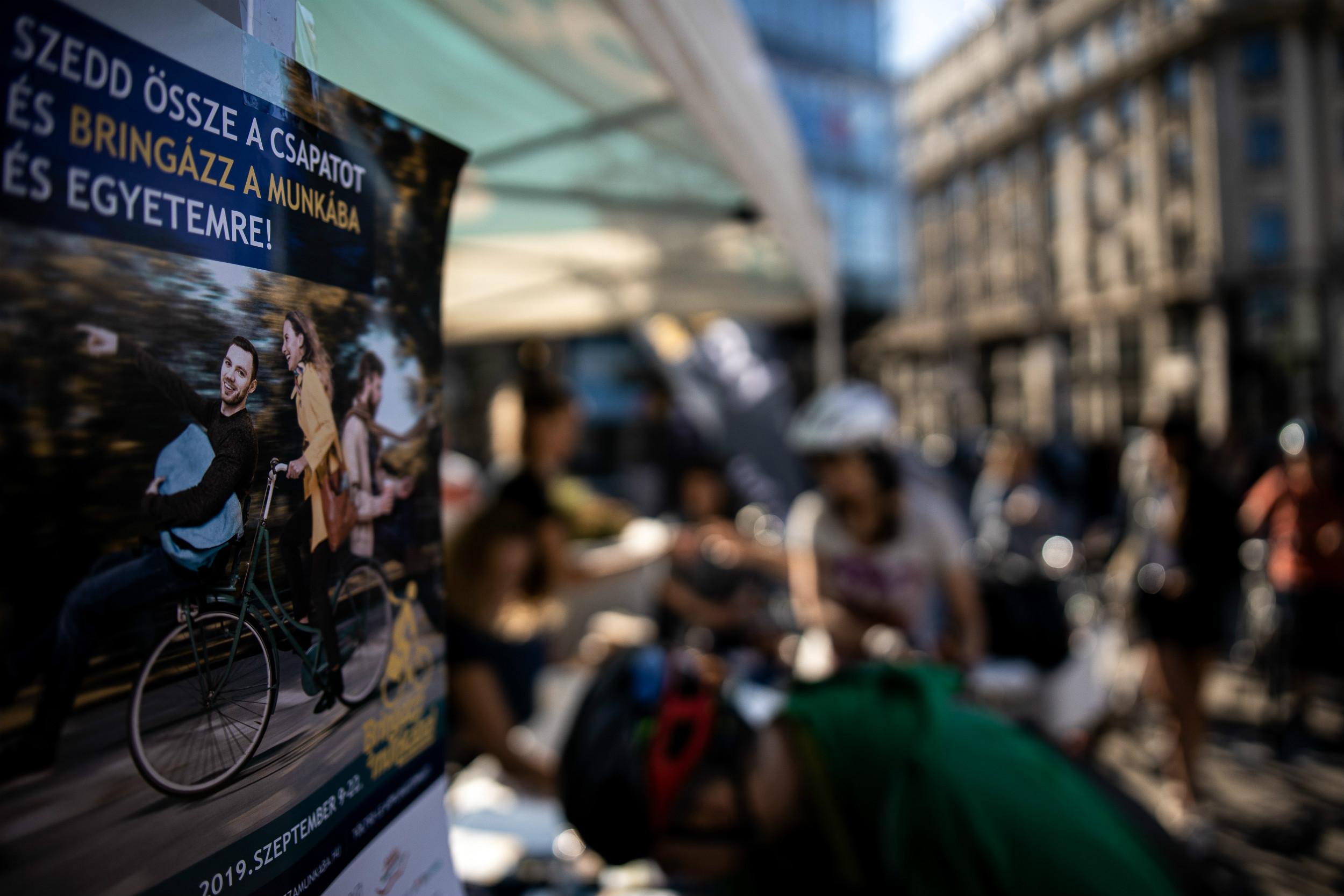 Indul az őszi Bringázz a Munkába kampány, Giro d'Italia főnyereményekkel!