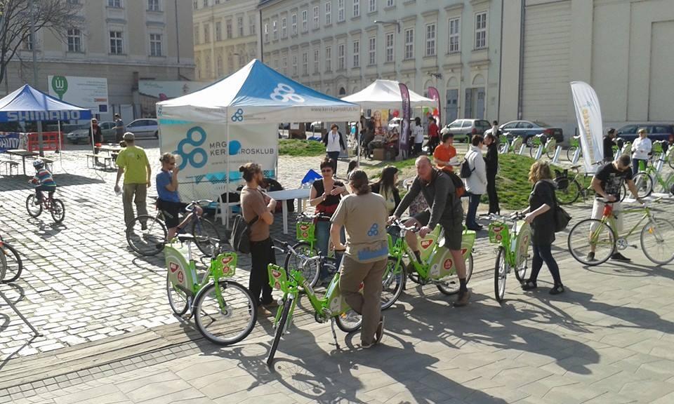 Végre indul a Bubi, Budapest legtrendibb közlekedési rendszere