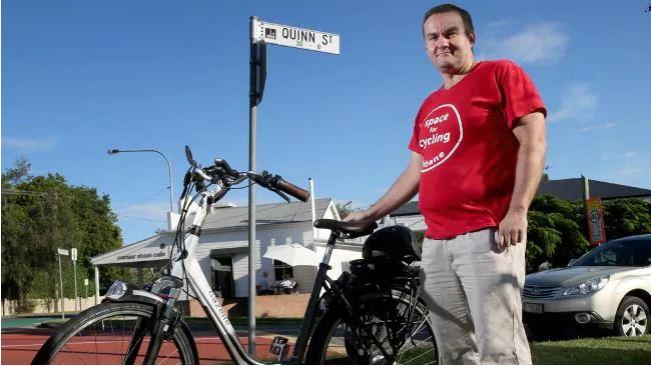 Úgy gondolta, a kerékpározóknak semmi keresnivalójuk az úton. Aztán valami megváltozott