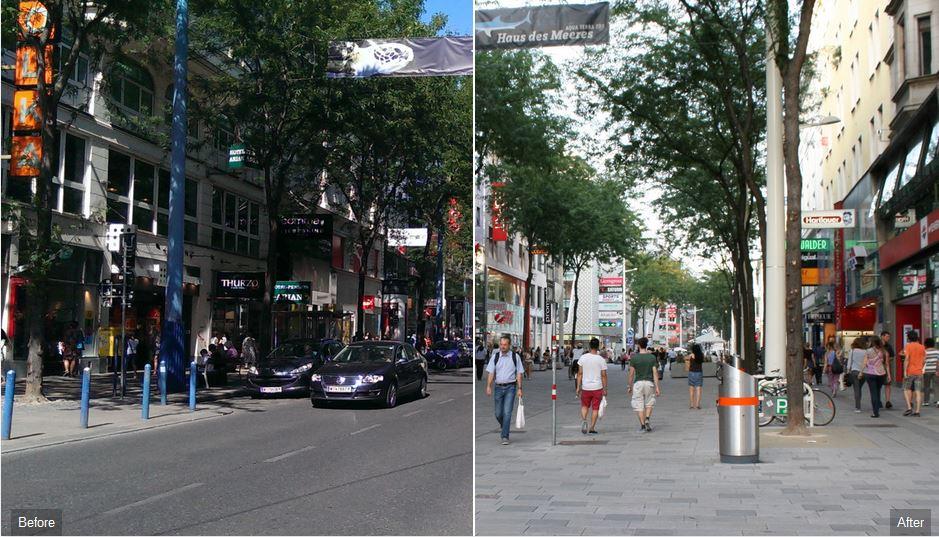 Így válnak bringázhatóvá a világ autóközpontú nagyvárosai