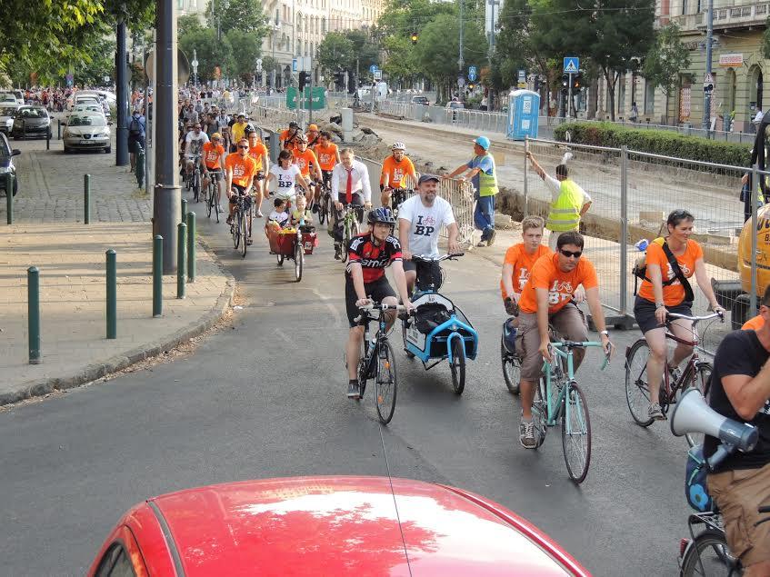 A Tarlós-bizottság elvei és a Kerékpárosklub álláspontja- Miről konzultálunk a Városházán?