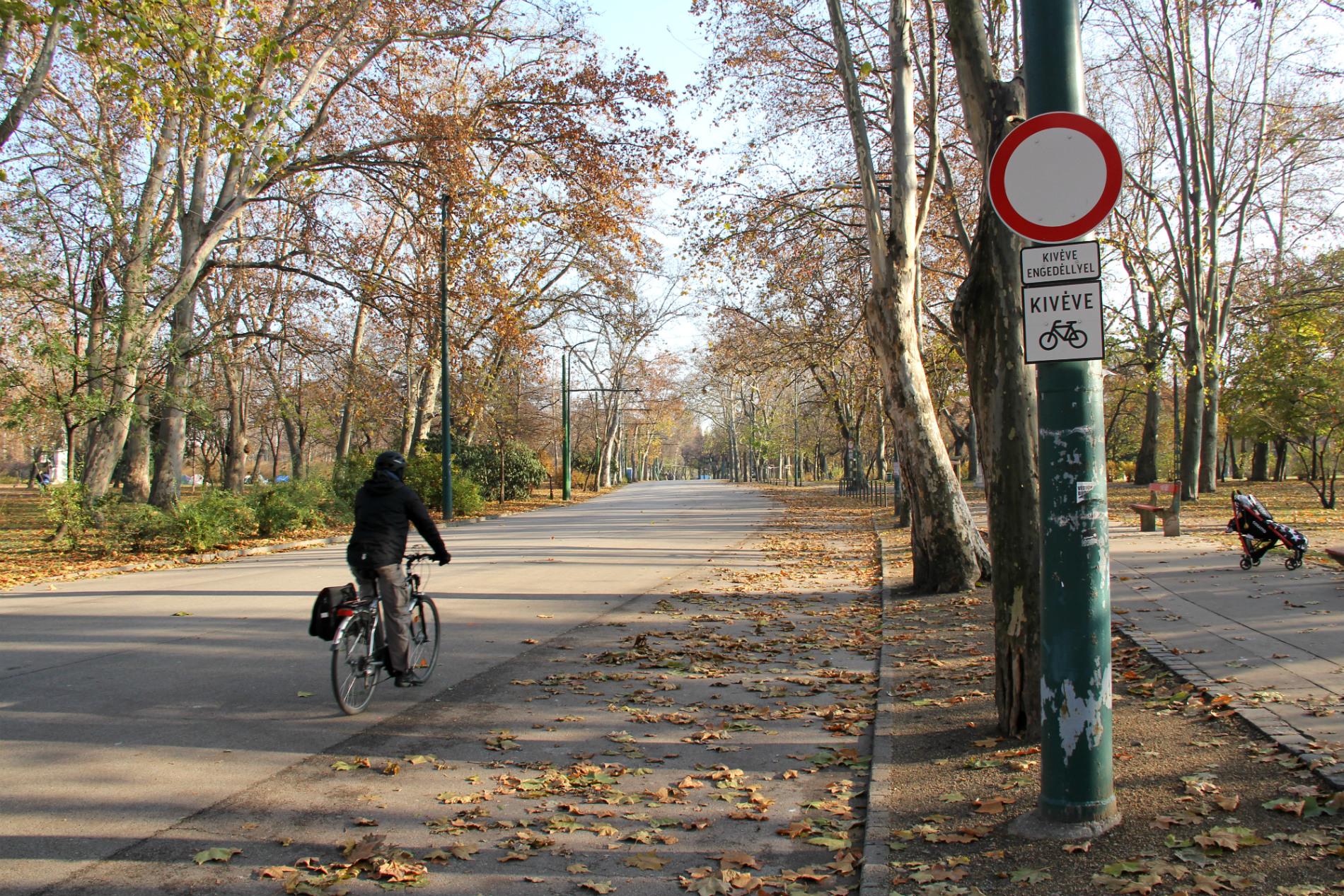 Mégis lezárnák az Olof Palme sétányt, és más közlekedési gondok a Városligetnél