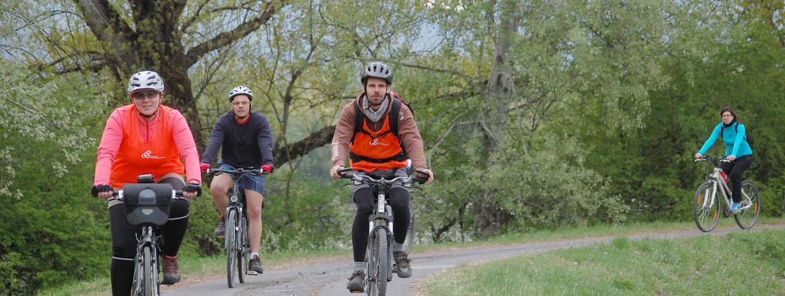 Kerékpáros hétvége az Őrségben
