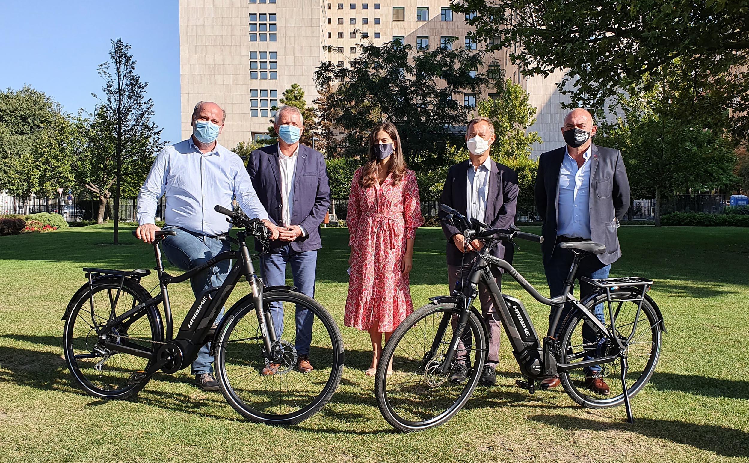 Javaslatunk nyomán pályázni lehet elektromos rásegítésű kerékpárok vásárlási támogatására