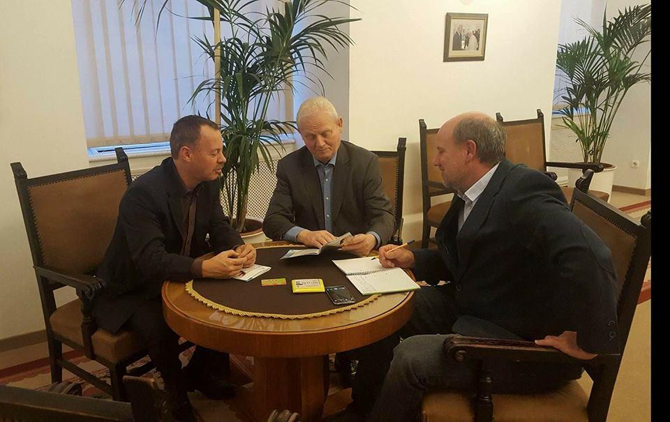 Tarlós Istvánnal tárgyaltunk a budapesti kerékpározás fejlesztéséről